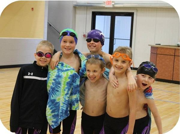 Swim Team - Group