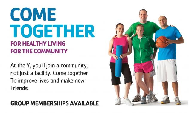 Come Together - Group Memberships